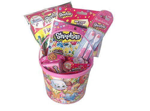 Shopkins 5 Small Bucket of Fun Gift Set