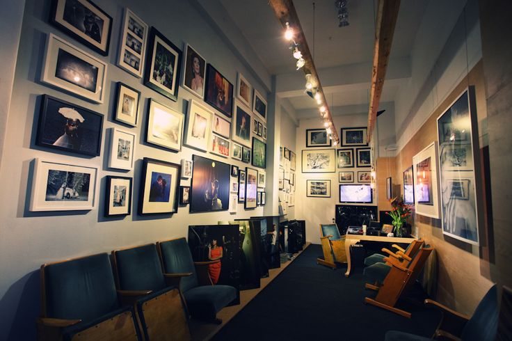 Design gallery space