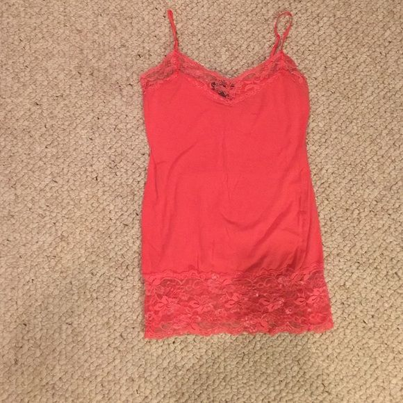 Wet Seal Cami Wet Seal Cami. No holes or stains. Size M. No trades please. Happy shopping! Wet Seal Tops Camisoles