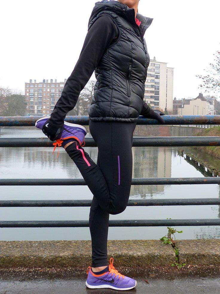 Restez motivé pour faire du sport l'hiver
