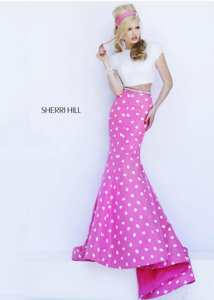 Mejores 55 imágenes de Sherri Hill prom dresses en Pinterest ...