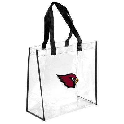 Thanks to a season ticket holder I'm the owner of this see through bag.  Let me know if you would like to rent it for a game...