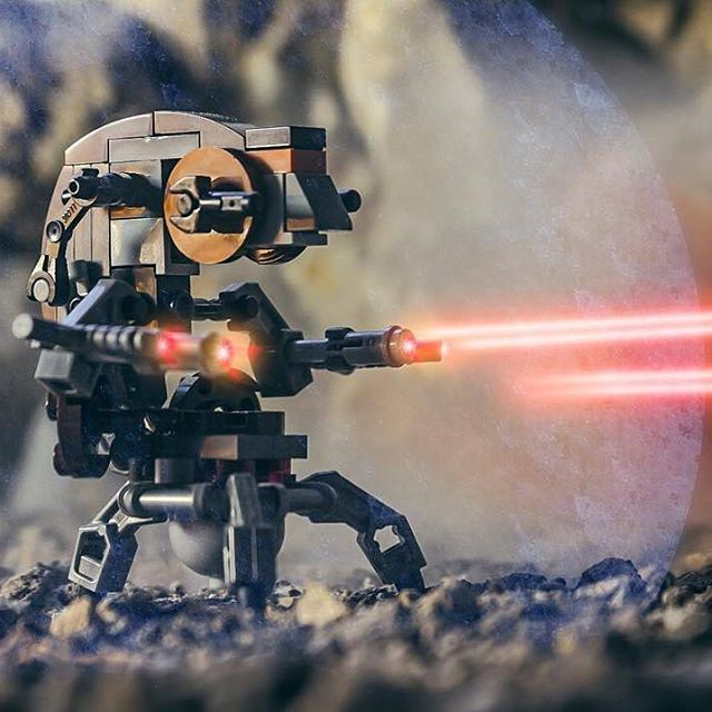 """Droideka"" Congratulations to the LEGO HUB Photographer of the Day: . ..."