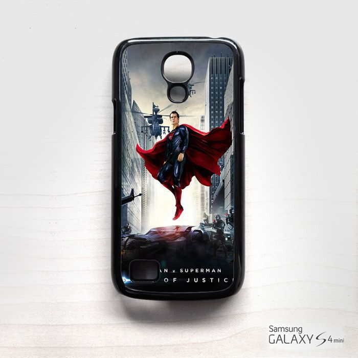 Batman V Superman Battle of Heroes for Samsung Galaxy Mini S3/S4/S5 phonecases