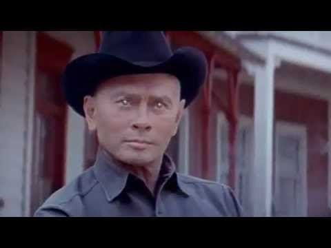 """Westworld. I remember watching this when I was a kid. 'Written and directed by Michael Crichton, Westworld recognizes that its own premise is a little goofy, but it still has some legitimately frightening moments. At the """"adult"""" Disneyland, vacationers can live out their Roman, Medieval, or Old West fantasies with none of the risk—until a malfunction sends a cyber Yul Brenner on a relentless path of destruction.'"""