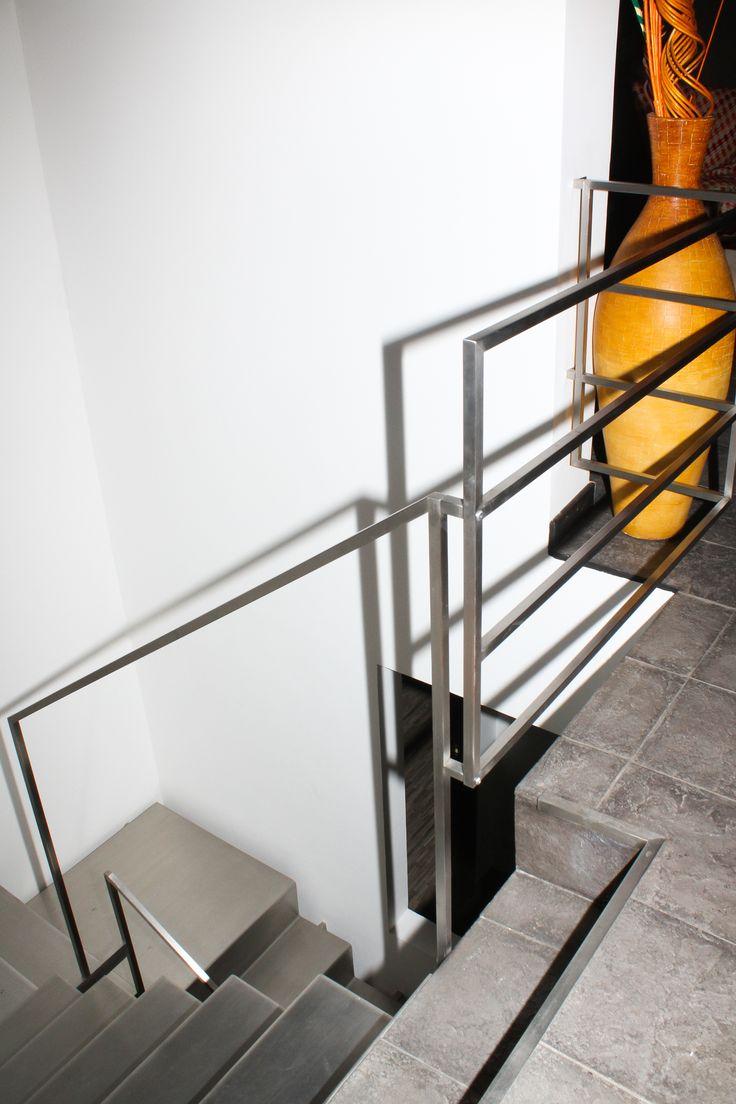 Detalle de baranda para apartamento en la ciudad de Bogotá