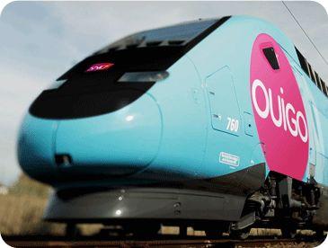 OUIGO : TGV low cost par SNCF