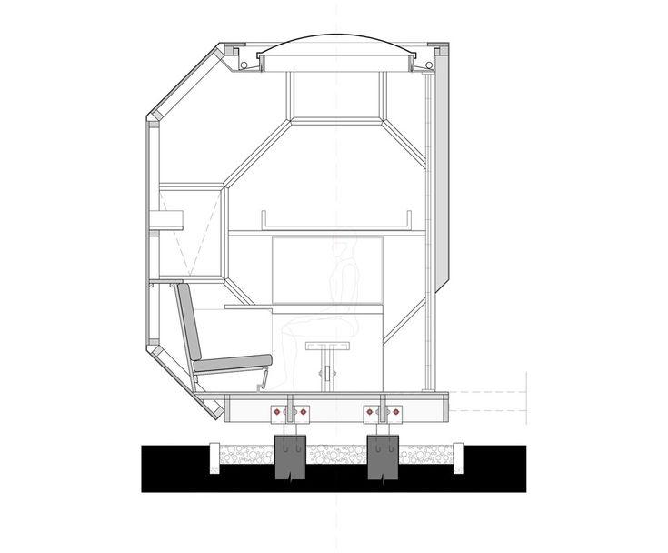Gallery Of Habitable Polyhedron / Manuel Villa   20 Home Design Ideas