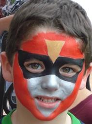 Power Ranger.                                                                                                                                                                                 More