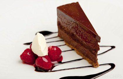 Chocolate Torte Recipe - Great British Chefs