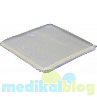 Hızlı Medikal: Herdegen Kle Jel Minder 41x41x3,5cm 410809