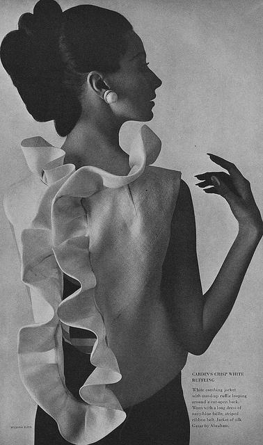 March Vogue 1963