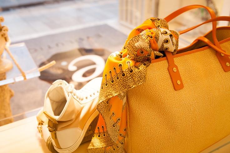 Borsa Donna - Evolution Luxury  #flagship #glamour #spring #summer #accessori #foulard #printed