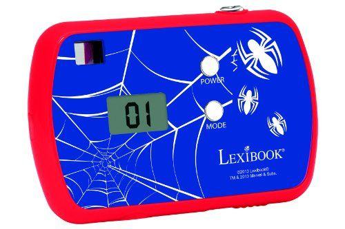Online Lexibook  DJ018SP  Spider Man Digitalkamera On line