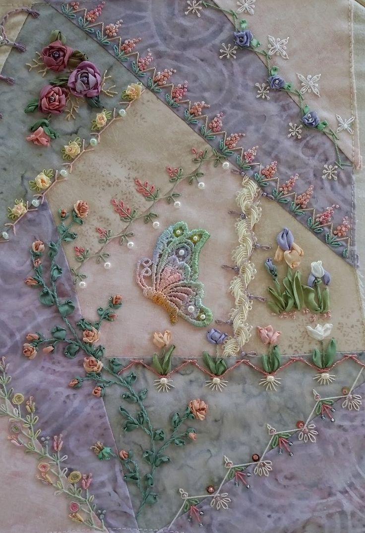 best crazy quilts images by barbara flynn on pinterest crazy