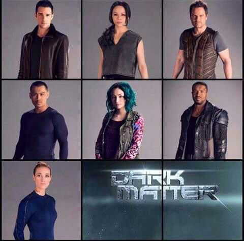 Dark Matter Cast