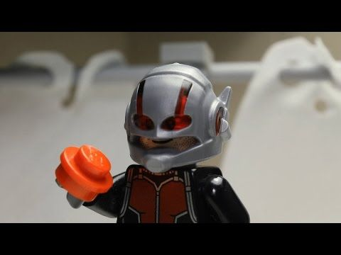 This Fan Made LEGO 'Ant-Man' Trailer Is Sure to Make You Smile | moviepilot.com