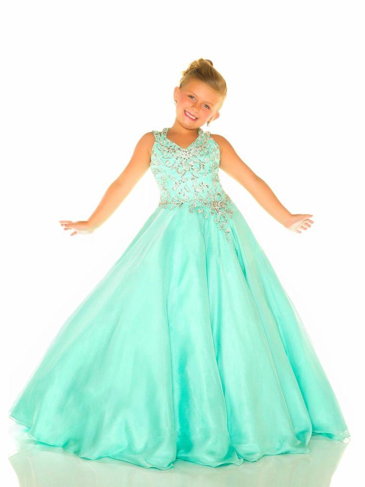 Everything Formals - Sugar Little Girls Pageant Dress 48316S, $398.00 (http://www.everythingformals.com/MacDuggal-Sugar-48316S/)