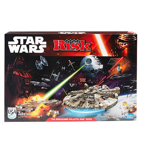 """$29.99 Risk: Star Wars Edition Game - Hasbro - Toys """"R"""" Us"""