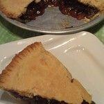 Délicieuse tarte aux raisins secs   .recettes.qc.ca