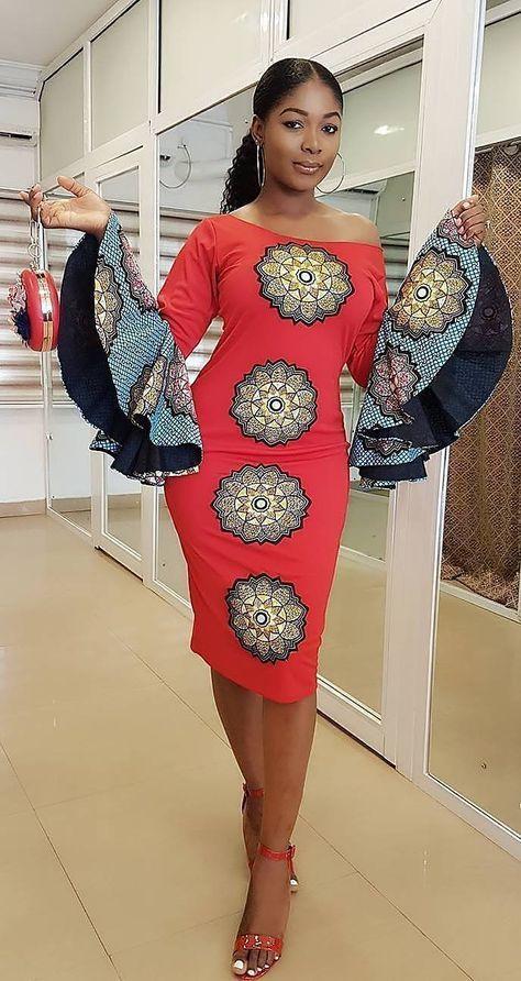 Beautiful ankara dress, African fashion, Ankara, kitenge, African women dresses, African prints, African men's fashion, Nigerian style, Ghanaian fashion, ntoma, kente styles, African fashion dresses, aso ebi styles, gele, duku, khanga, krobo beads, xhosa fashion, agbada, west african kaftan