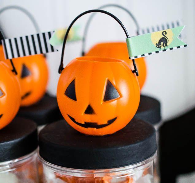 treat or treat halloween party - Halloween Trick Ideas
