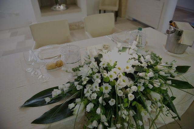 Wedding mise en place #wedding #miseenplace #masseria #puglia #ristorantelecapriate http://masseriacordadilana.it/