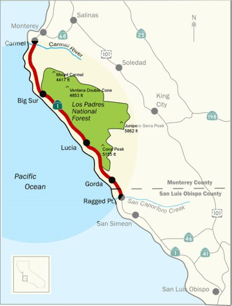 35 best Amerika pacific coast highway 1 images on Pinterest