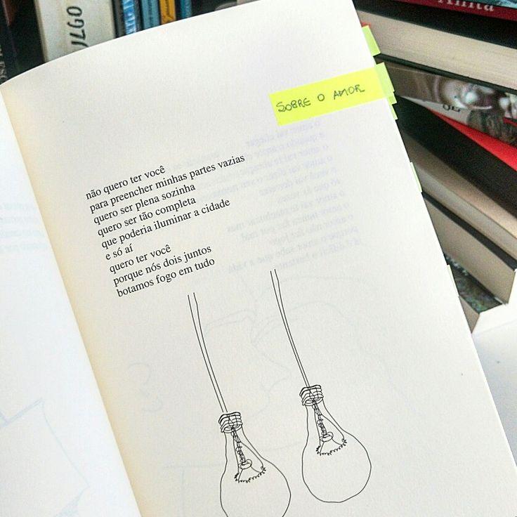 Sobre o amor  (poema de Rupi Kaur)
