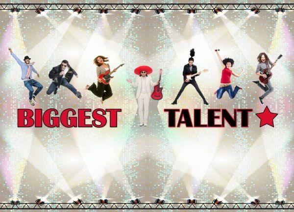 BIGGEST TALENT - Najväčšia talentová súťaž