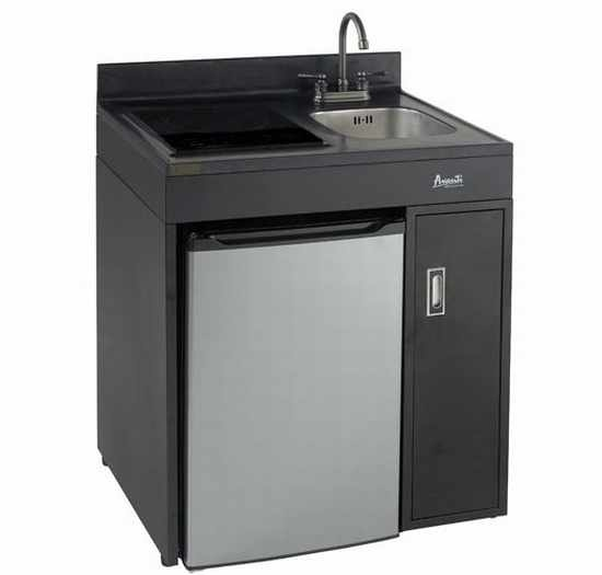 Mini All In One Kitchen Station By Avanti 3 Compact