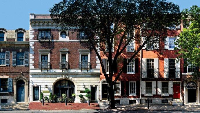 Philadelphia // Rittenhouse 1715 // http://www.rittenhouse1715.com/