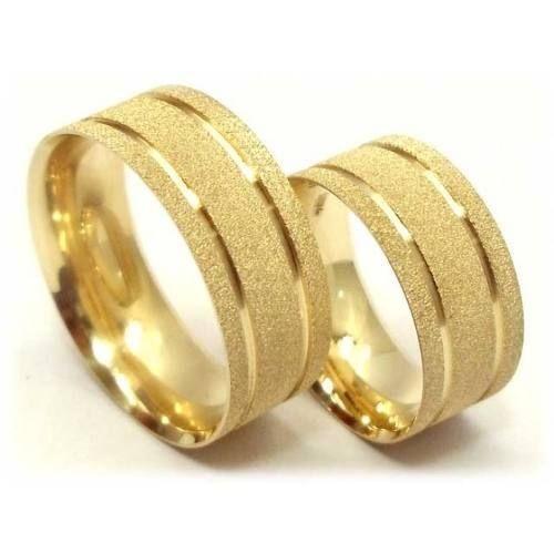 6c5d5adf5af par de aliança ouro e prata 12gr 6 mm sedex grátis+ brinde ...