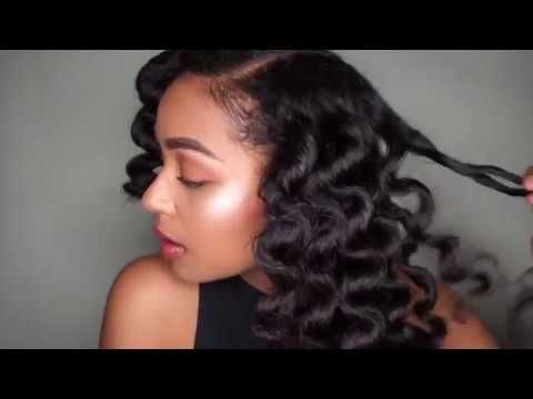 Get the perfect bantu knot out tutorial