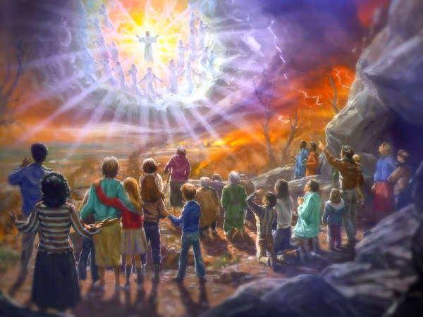 ESTUDAR ESCATOLOGIA BIBLICA: O FIM DA GRANDE TRIBULAÇÃO