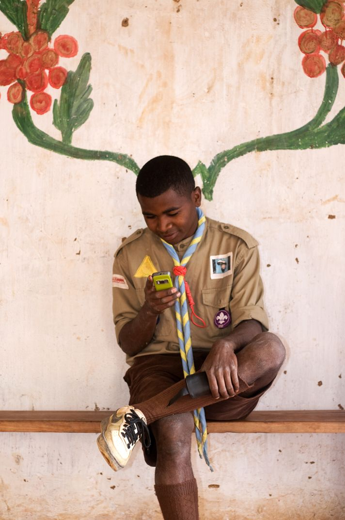 One day scout, scout forever !!! #scout