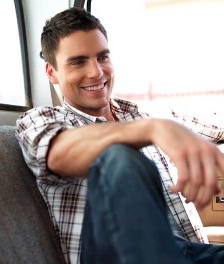 Colin Egglesfield - Such a beautiful smile!