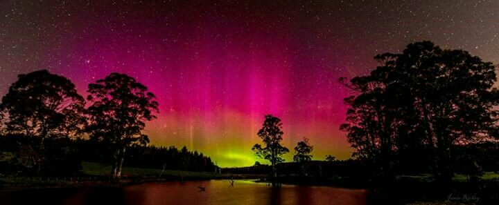 Aurora Borealis, so beautiful.