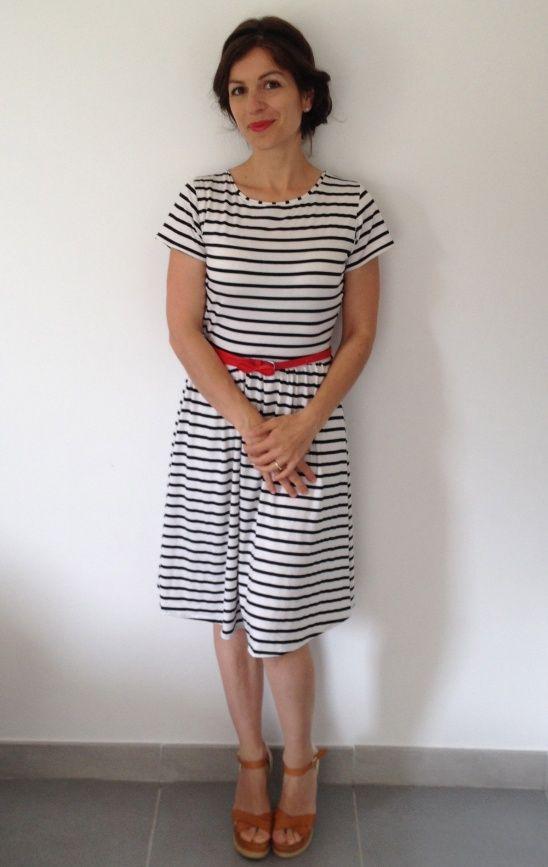 Moneta dress by sewingandco | Project | Sewing / Dresses | Kollabora