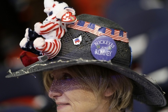 17 Best 2012 Presidential Election Nails Images On
