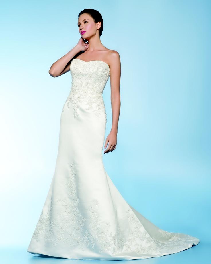 Igen Szalon Tia by Modeca wedding dress - 5060 #igenszalon #weddingdress #modeca