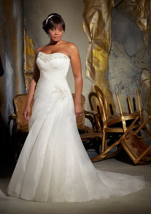29 best Mori Lee Gowns images on Pinterest   Bridal gowns, Mori lee ...