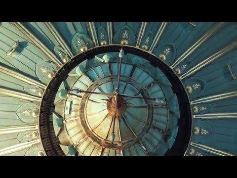 Dronefilm af Frederiks Kirke - Marmorkirken