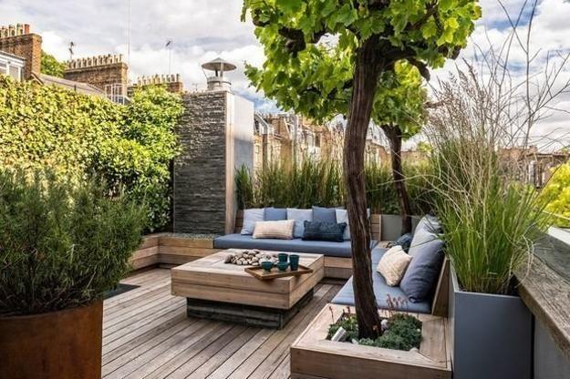 Rooftop Terrace Design Roof Garden, Terrace Garden Design