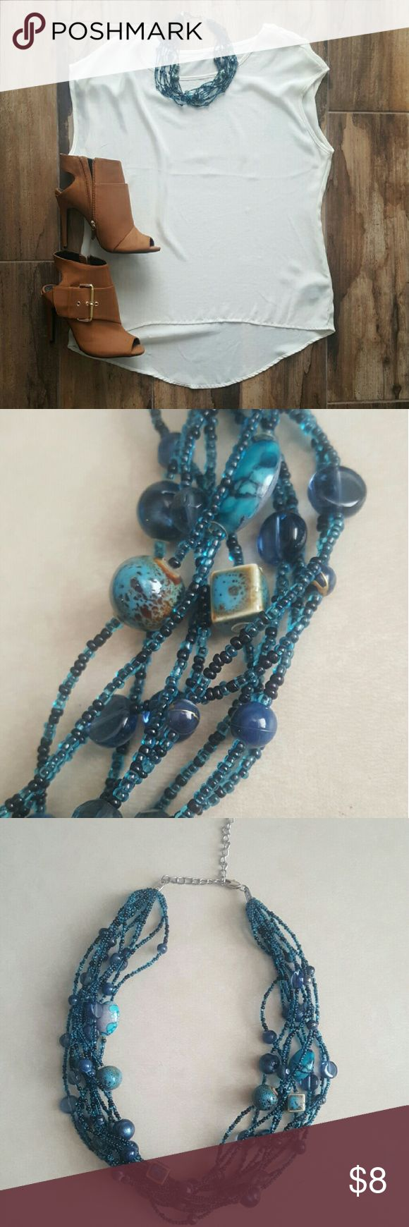 Stand Out Designs Jewelry : Ideas about blue necklace on pinterest purple