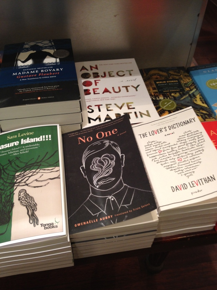 No one/Personne by Gwenaelle Aubry found at Mcnally Jackson's