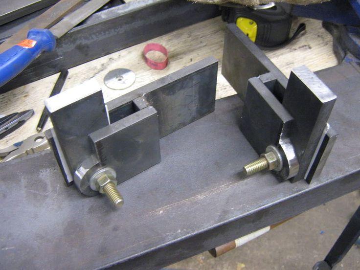 Small sheet metal brake project