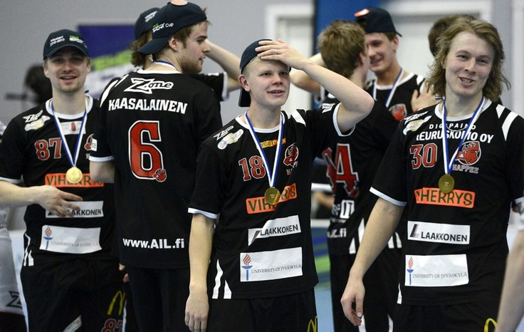 Happee juhlat! Finnish Cup Champions