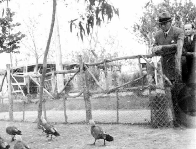Atatürk Orman Çiftliği, Ankara -  2 Nisan 1937