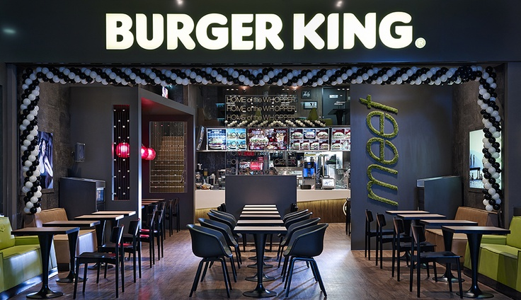 Burger king budapest fast casual food cafes